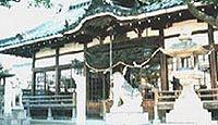 楯原神社 大阪府大阪市平野区喜連