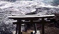 胡簶神社 長崎県対馬市上対馬町琴のキャプチャー