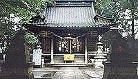 日枝神社 神奈川県川崎市中原区上丸子山王町のキャプチャー
