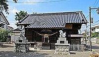 東屋沼神社 - 七的大明神・七松大明神・東屋治神社とも呼ばれた福島市の式内名神大社