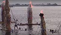 重要無形民俗文化財「滑川のネブタ流し」 - 日本海側におけるネムタ流しの南限のキャプチャー