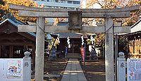 北野八幡神社 東京都練馬区田柄のキャプチャー