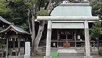 五社稲荷神社 神奈川県鎌倉市岩瀬のキャプチャー