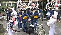 大野神社(ときがわ町) - ヤマトタケルの創建、秩父妙見信仰 ささら獅子舞が有名