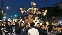 八幡神社 東京都西多摩郡日の出町平井のキャプチャー