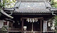 経堂天祖神社 東京都世田谷区経堂