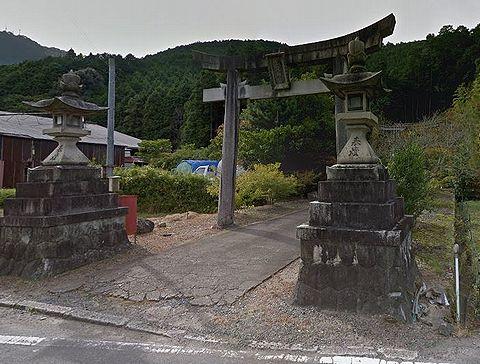 賀茂神社 兵庫県丹波市氷上町賀茂のキャプチャー