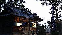 多祁御奈刀弥神社 徳島県名西郡石井町浦庄諏訪のキャプチャー
