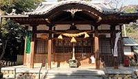 鵜森神社 三重県四日市市鵜の森のキャプチャー