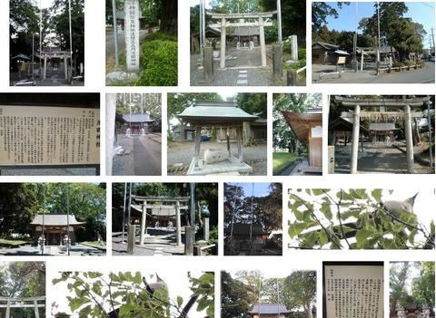 池田神社 静岡県静岡市駿河区池田のキャプチャー