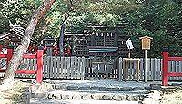 元伊勢「笠縫邑」伝承地の一つである檜原神社(桜井市三輪)