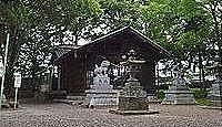 伊和神社(松本市) - 古くからの「惣社(そうざ)」国府推定地に鎮座する信濃国総社