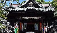 荏原神社 東京都品川区北品川のキャプチャー