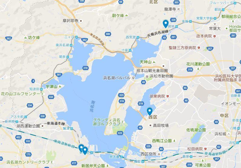 角避比古神社 静岡県湖西市・浜松市のキャプチャー
