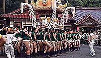 伊和神社 - オオクニヌシ「我を祀れ」との神託が創建由来の、播磨国一宮