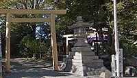 須原大社 三重県伊勢市一之木のキャプチャー