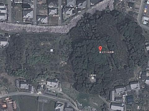 メスリ山古墳(奈良県・桜井市) - 全国第14位、4世紀初頭の224メートル前方後円墳のキャプチャー