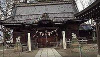 科野大宮社 長野県上田市常入上常田のキャプチャー