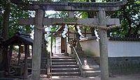 楠本神社 大阪府岸和田市包近町