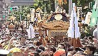 元三島神社 東京都台東区根岸のキャプチャー
