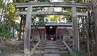 薪神社 京都府京田辺市薪里ノ内のキャプチャー