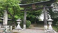 神田神社 兵庫県篠山市大山上古河坪