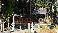 多賀神社(高崎) - 古代に多賀大社を勧請、中世に鹽竈神社に合祀、近世は神明神社に