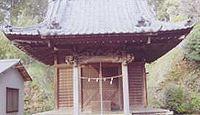 杉山社 神奈川県横浜市神奈川区菅田町