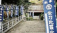 大綱金刀比羅神社 神奈川県横浜市神奈川区台町