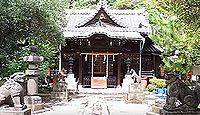 三囲神社(墨田区) - 東京スカイツリーのお膝元、三井グループ強運の守護神と三柱鳥居