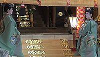 毛谷黒龍神社 - 継体天皇が創祀した日本古来の四大明神・北の守護神、越前松平家の崇敬