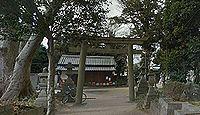 森神社 奈良県天理市森本町高岸