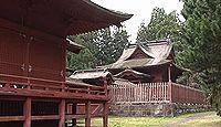 高照神社 - 弘前藩祖と歴代きっての名君を祀る、江戸期の吉川神道流の社殿群が重文指定