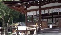 松尾大社 - 古事記にも御祭神オオヤマクヒノカミの坐した地として特に記された古社