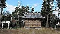 二宮神社(川口市) - 氷川社と稲荷社を合祀、西立野、立野村の鎮守「氷川様」