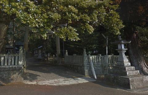 蛭子神社 徳島県那賀郡那賀町和食のキャプチャー