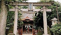 諏訪神社 神奈川県川崎市高津区諏訪のキャプチャー