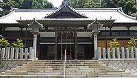 甲宗八幡神社 - 50年に1度の拝観が行われる神功皇后着用の御甲が御神体、平知盛の墓も