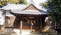 加和良神社 三重県鈴鹿市稲生町