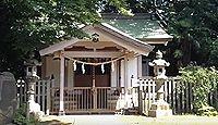 尾崎熊野神社 東京都杉並区成田西のキャプチャー