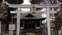 井口八幡神社 東京都三鷹市井口のキャプチャー
