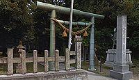 笠間神社 石川県白山市笠間町
