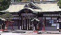 阿部野神社 - 南朝方の北畠顕家と、その父の親房を祀る明治期の建武中興十五社の一社