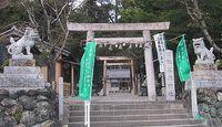 荻原神社 三重県多気郡大台町江馬