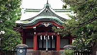 大森八幡神社 東京都大田区大森中