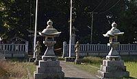 上安田八幡神社 石川県白山市上安田町