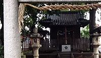 北野神社 東京都中野区中野のキャプチャー