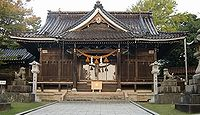 大野日吉神社 石川県金沢市大野町