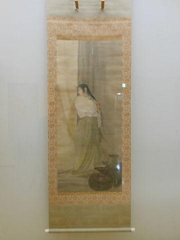 小碓命 - ヤマトタケルの男の娘による暗殺直前、緊張感漂う心持ちを表現【大古事記展】