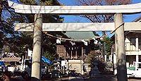 六木諏訪神社 東京都足立区六木のキャプチャー